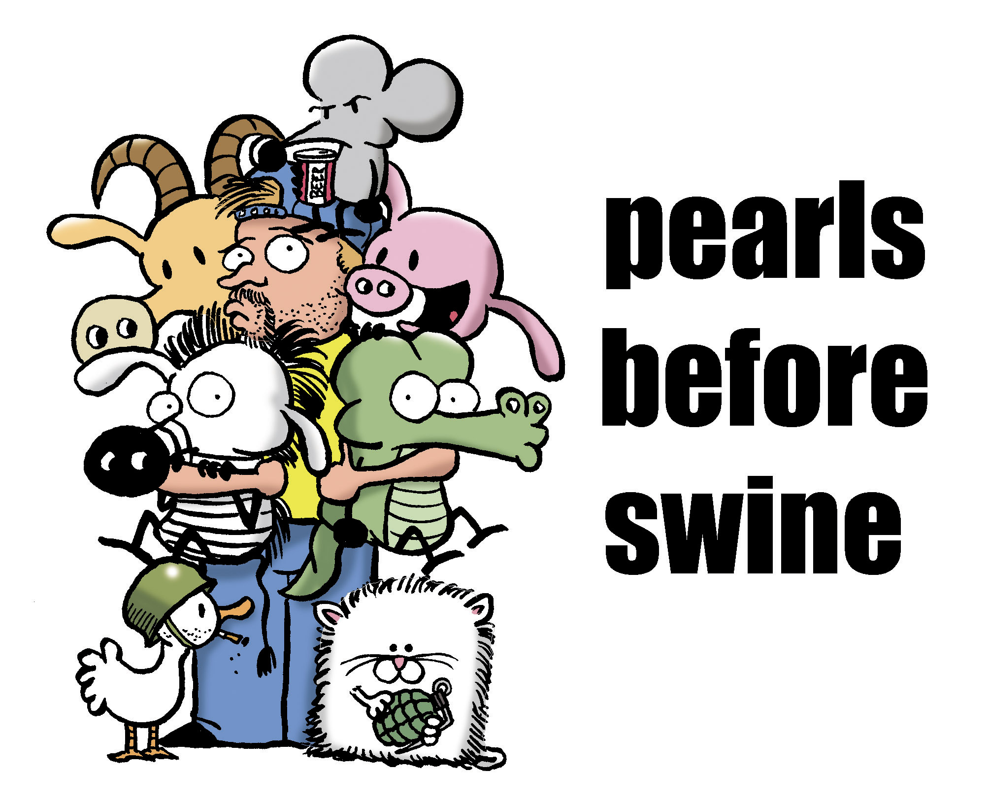 Pearls Before Swine One Nation Underground