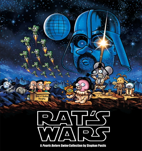 rat's wars finished cover