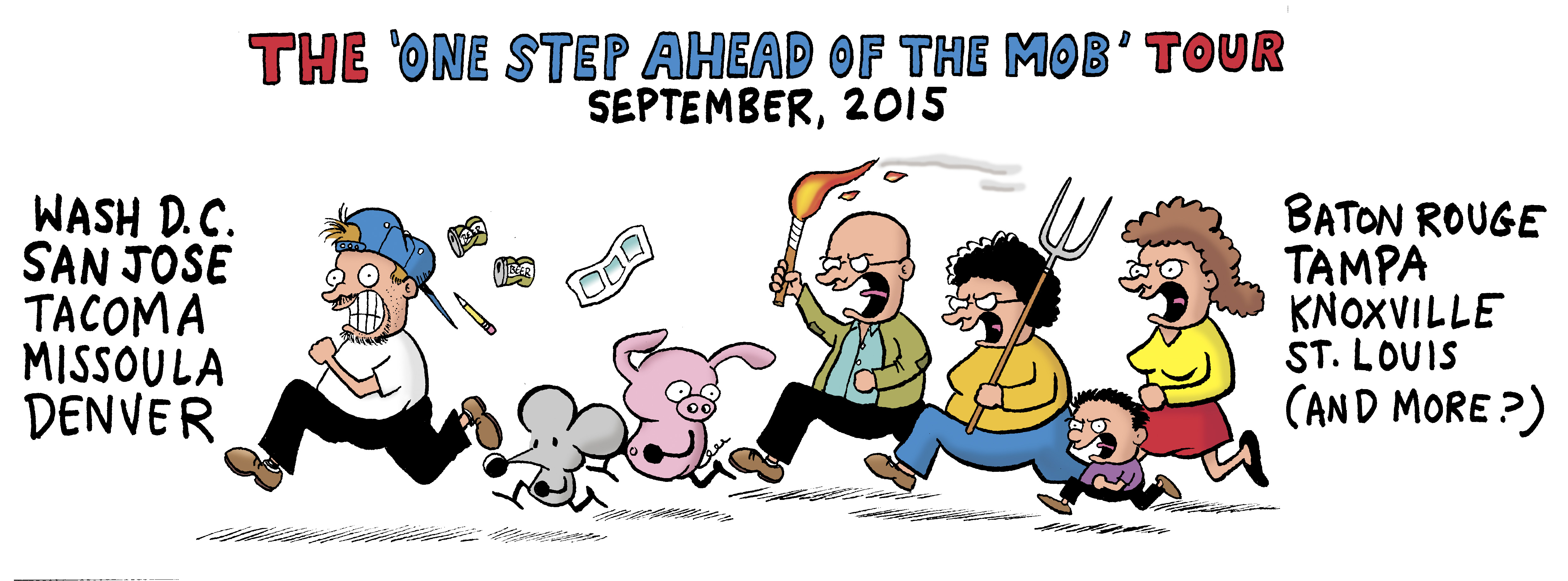 Pearls Before Swine The Blog O Stephan Pastis